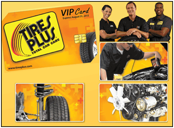 Get a Credit Card from Tires Plus Credit Card for your Car